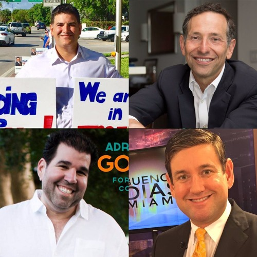10/09/17 - All Four 2017 Miami Beach Commission Candidates