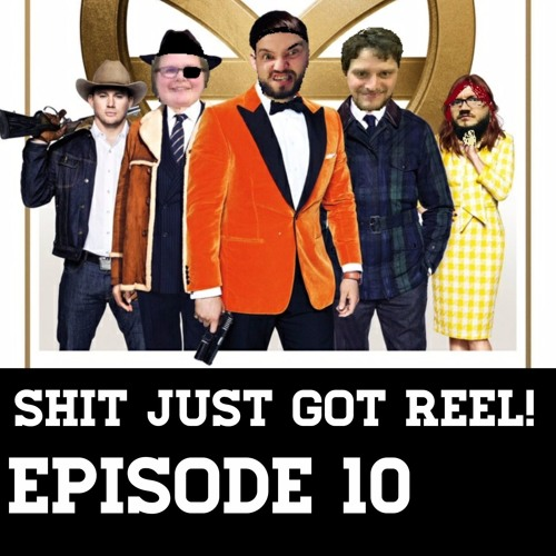 Episode 10 - Kingsman: The Golden Circle, The Work, Stranger Things, mother!, Childhood Terror!