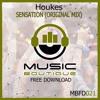 #MBFD021 - Houkes - Sensation (Original Mix)**FREE DOWNLOAD**