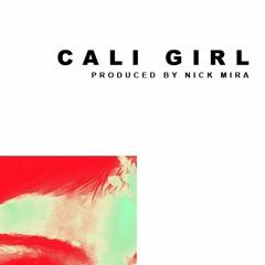cali girl... where are you </3 (prod. nick mira)