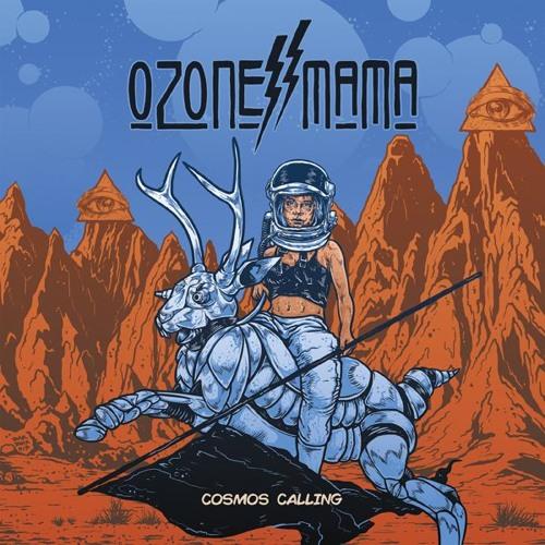 Ozone Mama - 'Doppelganger' (Ripple Music)