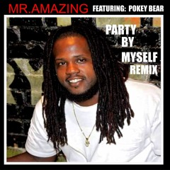 Mr. Amazing feat Pokey Bear -Party By Myself Remix