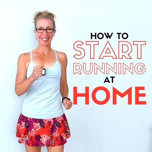 How To Start RUNNING at HOME, Indoor Run-Walk Q+A (20 Minutes, 45-sec WALKING + 15-sec RUNNING)