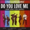 Contours - Do You Love Me [Oguzhan Remix]