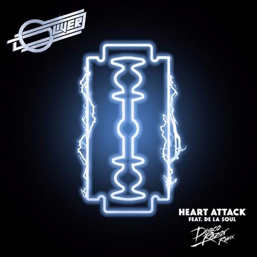 Oliver - Heart Attack ft. De La Soul(DiscoRazor Remix) OFFICIAL REMIX
