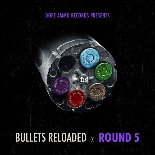 Bullets Reloaded Round 5 Minimix - Mixed by DJ Force (Basstroopers) [DA Worldwide Crew]