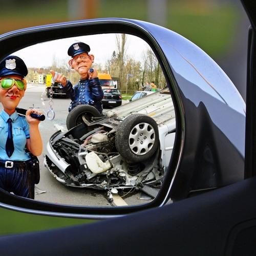 Sicher hin und zurück - Ohne Unfall zur Berufsschule