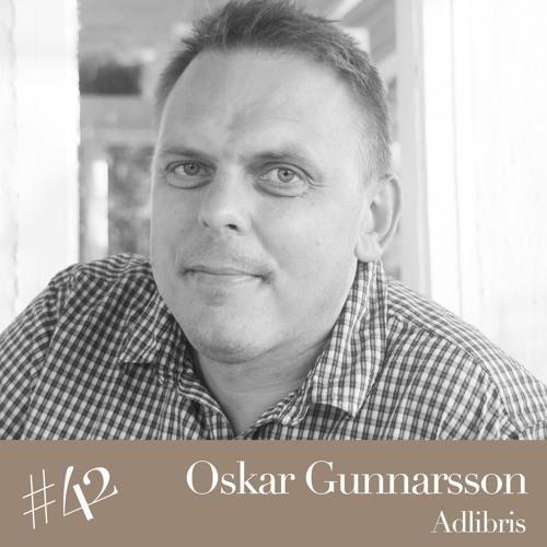 Oskar Gunnarsson, Adlibris