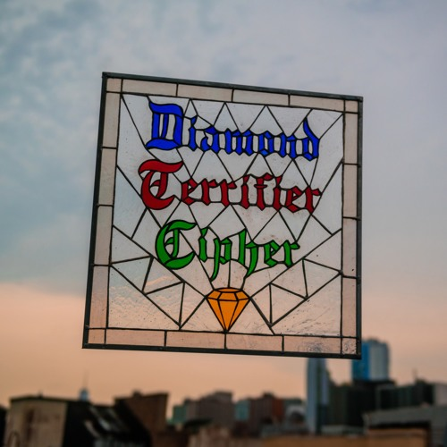 Diamond Terrifier Cipher – Chapel Master (SUS026)