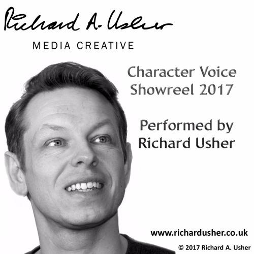 Richard Usher Character Showreel For 2017