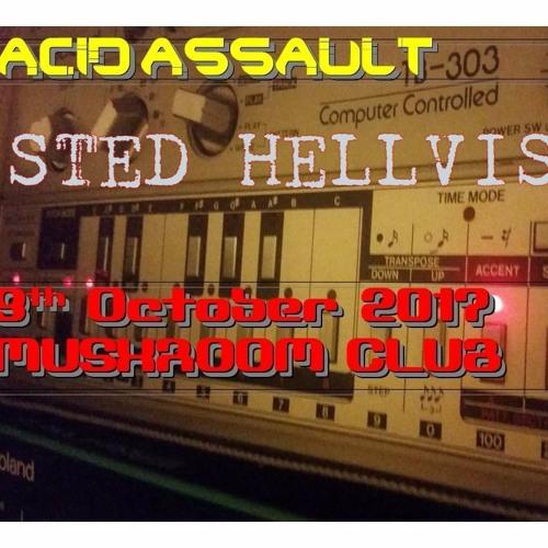 Sted Hellvis - PBC Aciiiiiid Assault Squad Oct 2017
