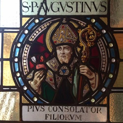 Anke Tigchelaar Augustinus preek 104 Hollen of Stlstaan