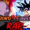 Goku Vs Jiren Rap | Ultra Instinct Prod By. DJaxs