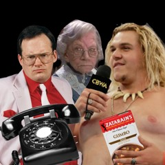 ZZ Calls Old Lady Spencer and Jim Cornette