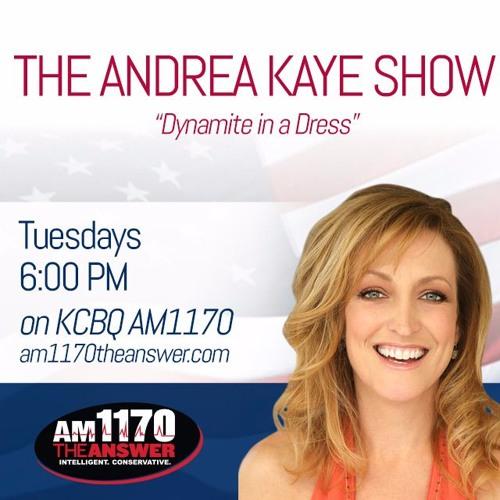 The Andrea Kaye Show - 10.10.2017