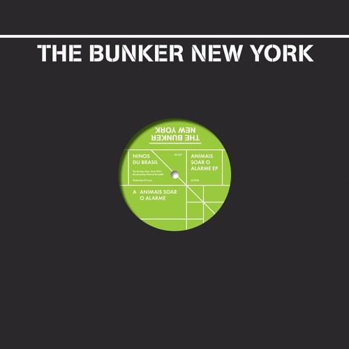 "Ninos du Brasil - Animais Soar O Alarme EP"" (The Bunker New York 027)CLIPS"