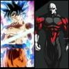 Ultra instinct Goku vs Jiren theme