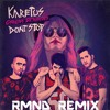 Karetus Ft. Carolina Deslandes - Don't Stop (RMND Remix)