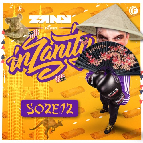 inZanity S02E12 - The Freestyle Podcast