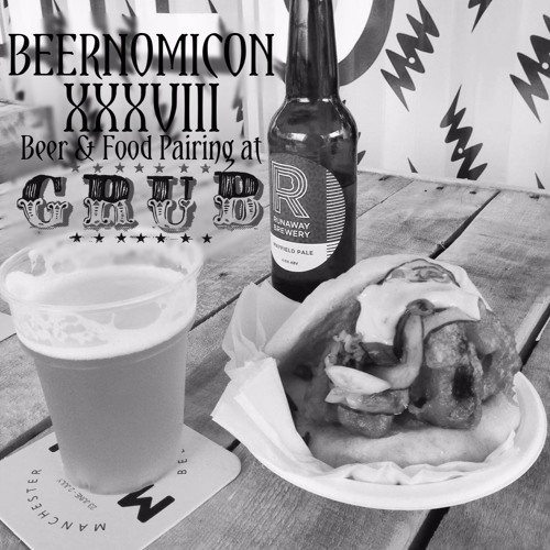 Beernomicon XXXVIII - Beer & Food Pairing at GRUB