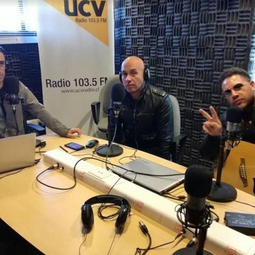Entrevista a Go en UCV Radio FM