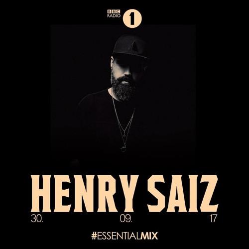HENRY SAIZ @ BBC1´S ESSENTIAL MIX