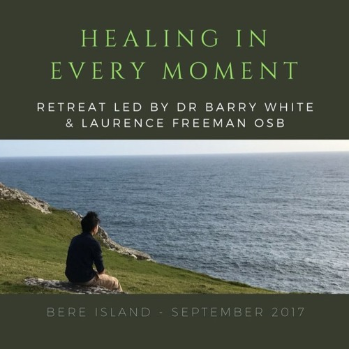 The concept of Healing in Every Moment by Barry White
