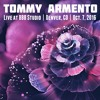 TOMMY ARMENTO   Live at BBB Studio (Oct. 7, 2016)