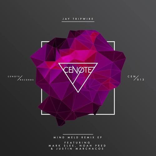 Premier: Jay Tripwire - Scissors (Noah Preds Running With Remix)[Cenote Records]