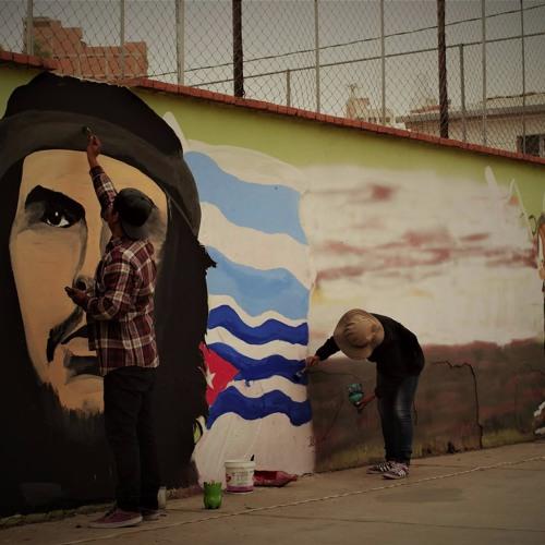 Le pied à Papineau, CKVL 100,1: Jules Falardeau parle de Che Guevara depuis la Bolivie