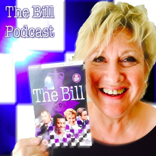 The Bill Podcast 10 - Barbara Thorn (Insp. Christine Frazer) Part 1