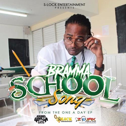 Bramma - (Monday) School - S-Lock Records - Sept 2017