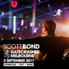 Scott Bond @ Gatecrasher, Studio 3 Melbourne 2017-09-02 Artwork