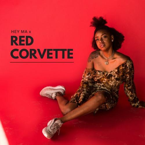 Hey Ma x Red Corvette
