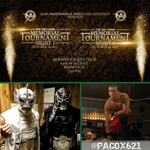 AAW JLM Tournament Predictions and Special Guest Paco Gonzalez