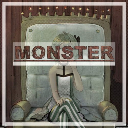 【ALTER/EGO】MONSTER【DAISY】+ MIDI