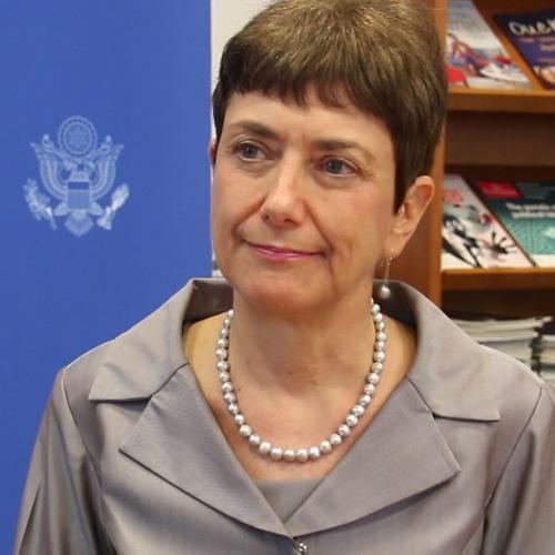FemTALK89FM (Oct'17): Her Excellency - Judith Cefkin