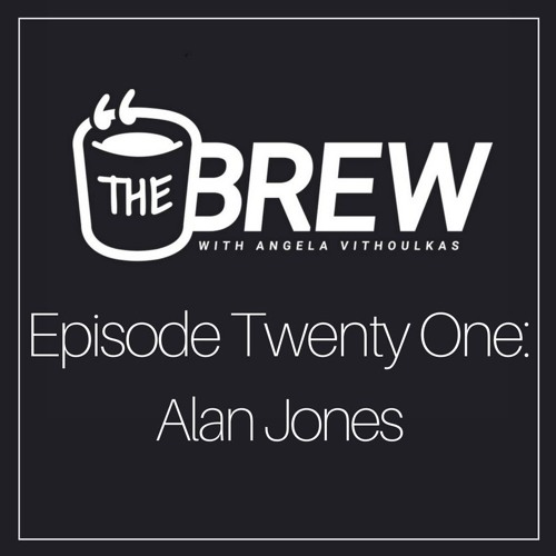 Episode #21 | Alan Jones