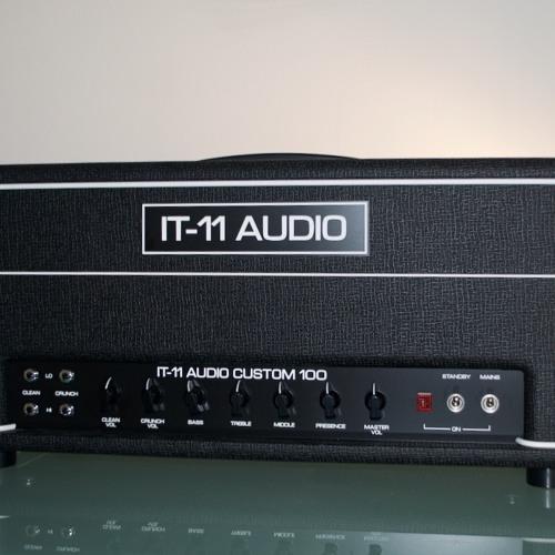 IT-11 Audio Custom 100 Amp Clean