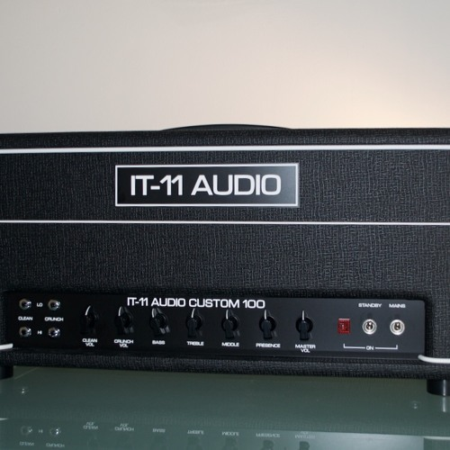 IT-11 Audio Custom 100 Amp Crunch