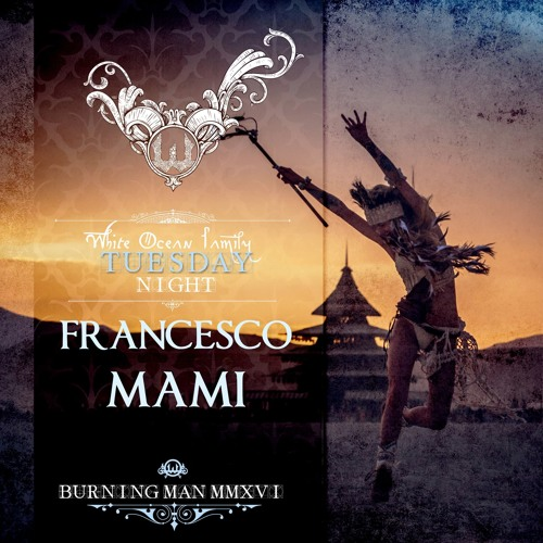 Francesco Mami - White Ocean - Burning Man 2016