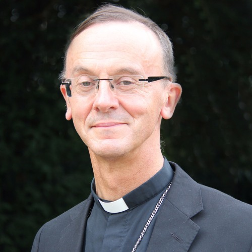 'Up Close and Personal' interview with Bishop John