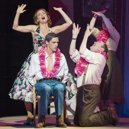 Trouble in Tahiti: Scene VI 'What a movie...Island Magic' (Dinah & Trio)