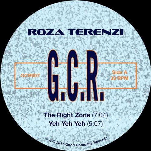Premiere: Roza Terenzi – The Right Zone [Good Company Records]