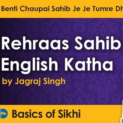 Chaupai sahib (shabad gurbani) by bhai gurnimit singh rangeela on.