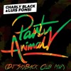 Carly Black, Luis Fonsi - Party Animal (Dj Skyback Club Mix) Portada del disco
