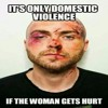 Men Can Be Victims of Domestic Violence Too (rap)