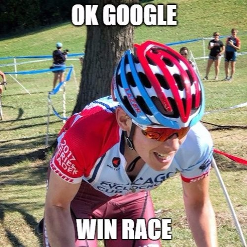 Episode 1: Ok Google, Win Race