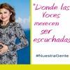 Aniversario programa de radio Nuestra Gente con Susana González