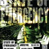 STATE OF EMERGENCY COMPETITION WINNERS - MY MATE JAMES B2B FUNK SELECTA - DARK DNB ROLLERS